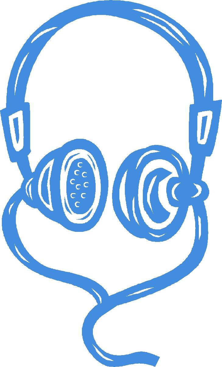 Headphone clipart purple Clipart for clipart You Headphones