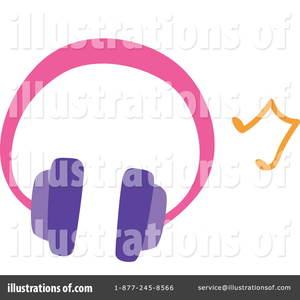 Headphone clipart purple Design Illustration Design Free by