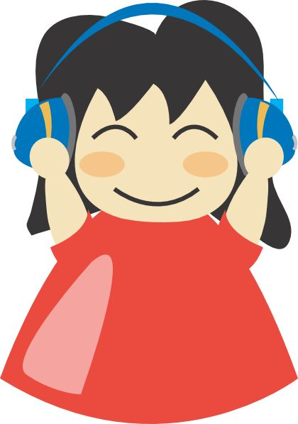 Headphone clipart radio frequency Electronic Pinterest 1 library 1