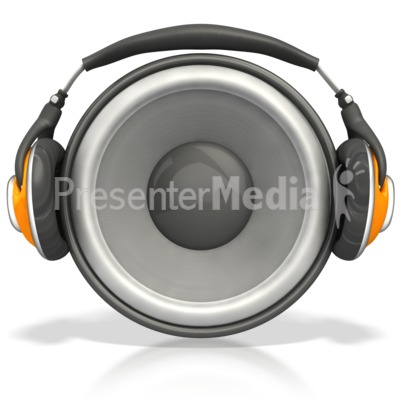 Audio clipart dj headphone #9