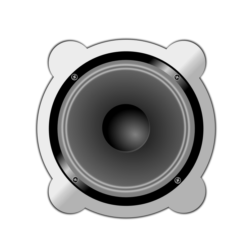 Speakers clipart boombox Art Clip Speaker Download Speaker