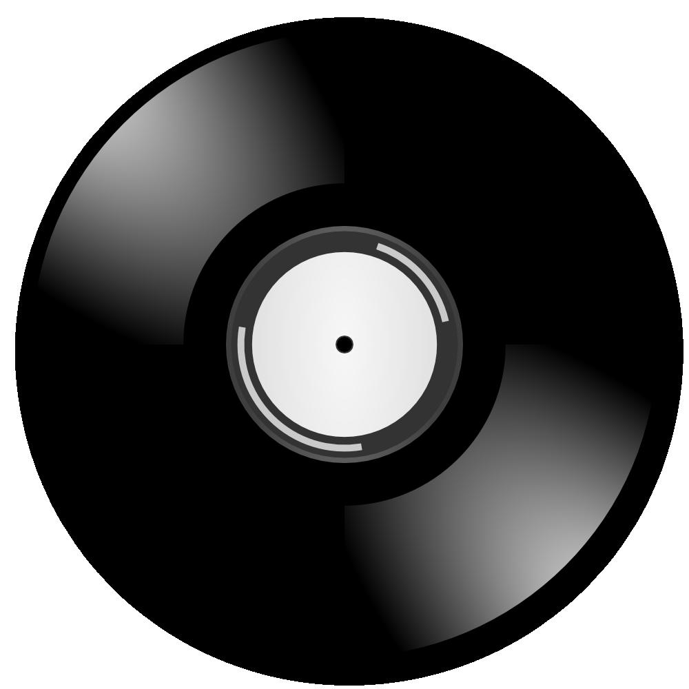 DJ clipart vinyl record Dj Free clipart Clip PNG