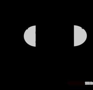 Headphone clipart vector Art online at Clker Art
