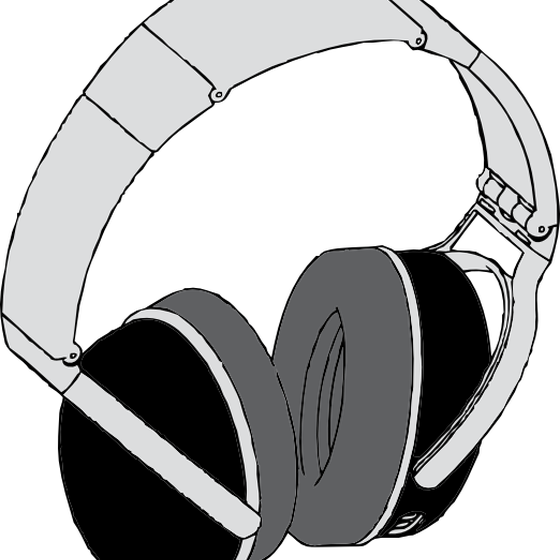 Headphone clipart work USA Do Today How Cordless