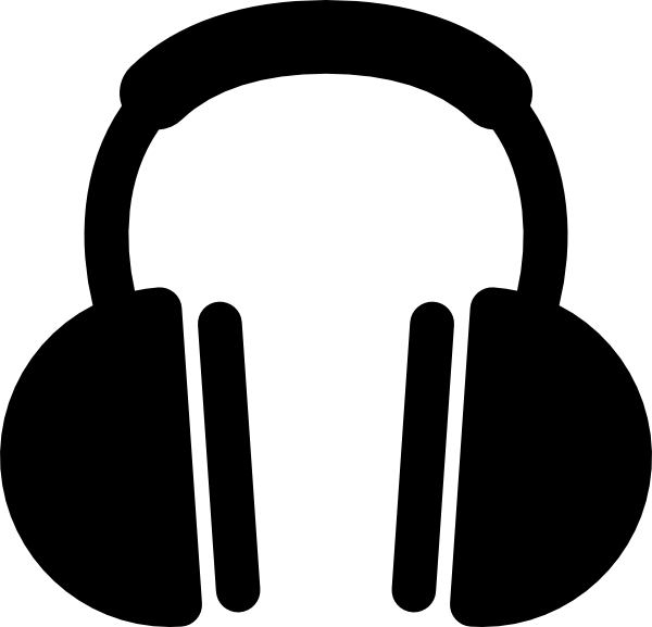 Headphones clipart animated Royalty online Download Art