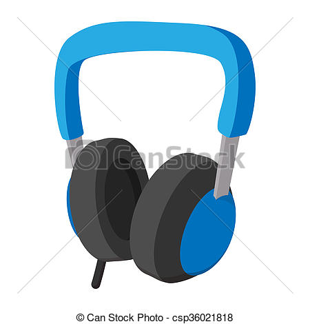 Headphones clipart animated White a Big of