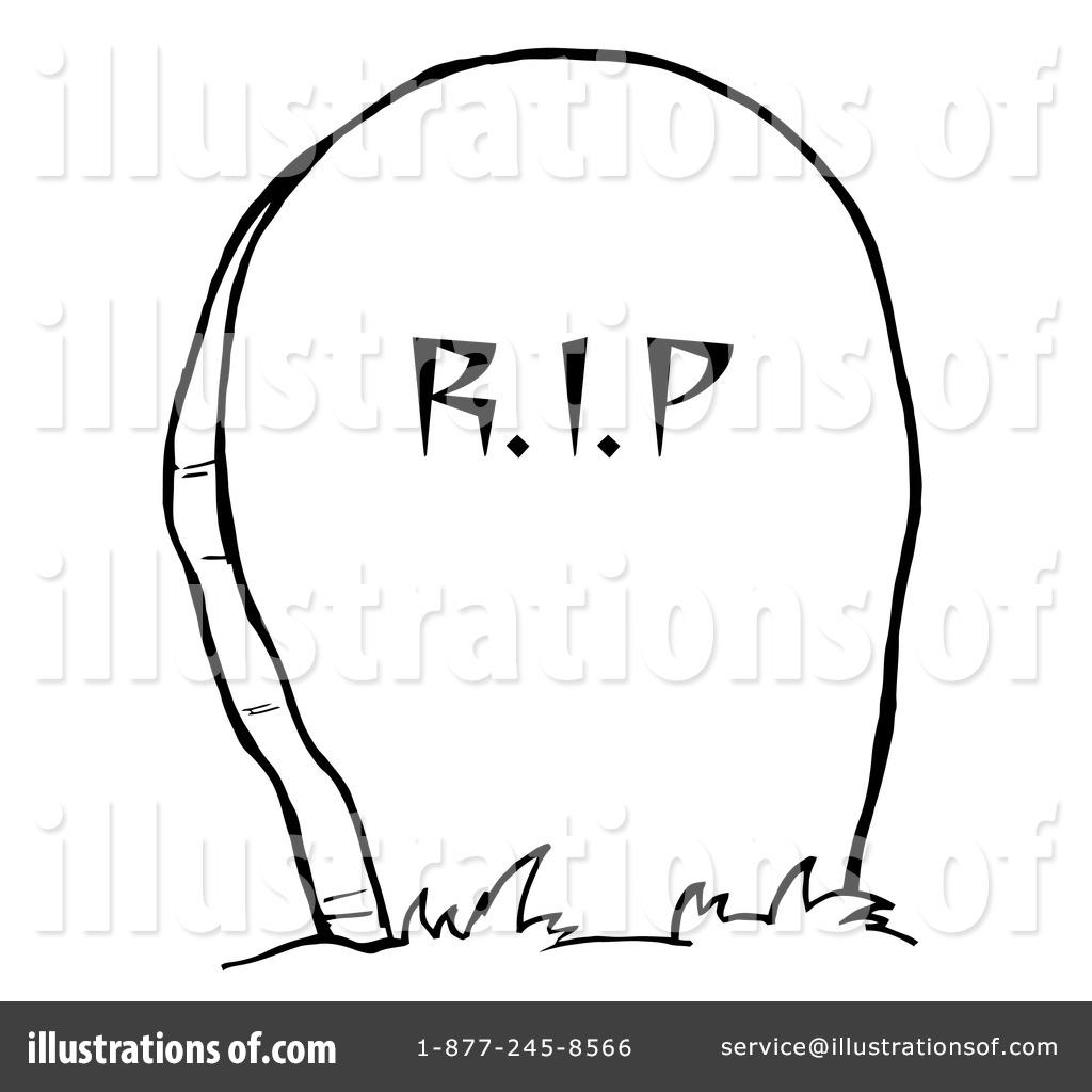 Headstone clipart Toon #226843 (RF) #226843 Illustration