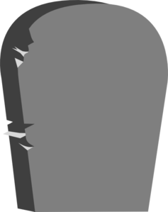 Headstone clipart At Headstone royalty clip Clip