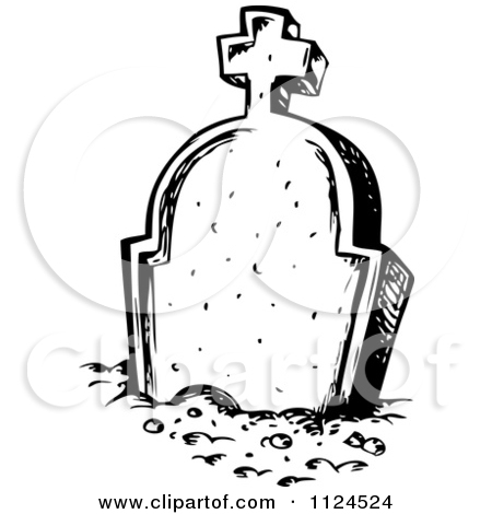 Tombstone clipart graveyard Tombstone Cemetery clipart clipart tombstone
