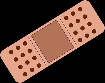 Healing clipart bandaid Bandaid #25504 free clip clipart