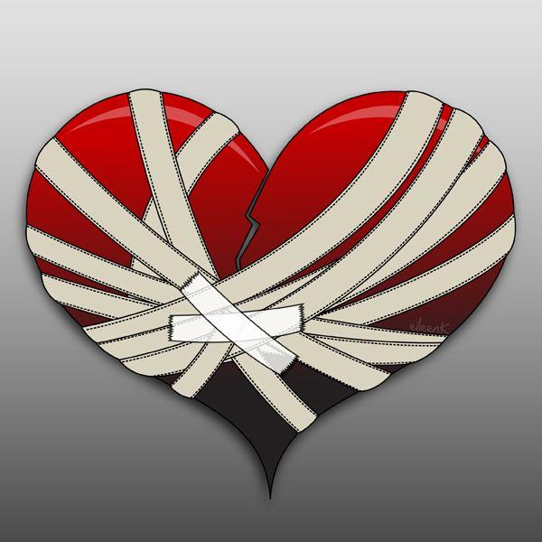 Healing clipart broken heart Healing Pinterest more Broken Pin
