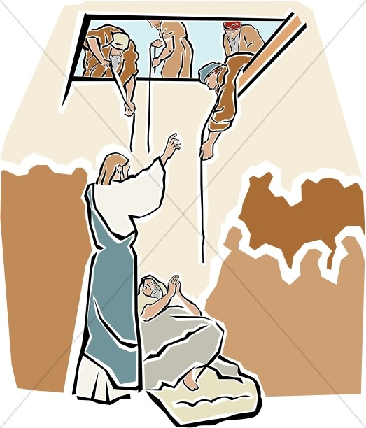 Healing clipart faith By the New Jesus Christ