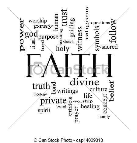 Healing clipart faith Black Stock and Faith in