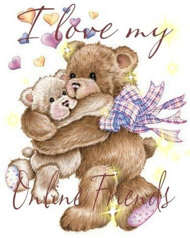 Healing clipart friendship Thank Brian Faith/Hope/Love me