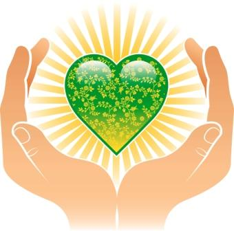 Healing clipart gentle hand Healing but form the on