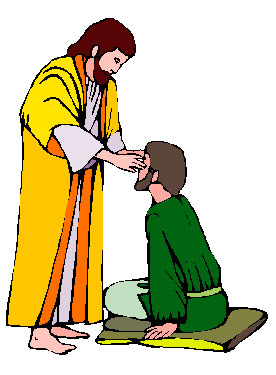 Healing clipart god the father 2 Jesus clipartcow clipartcow Clipartix