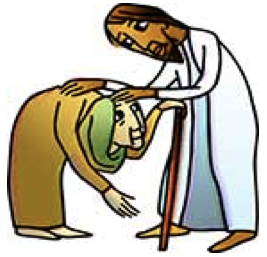 Healing clipart god's kingdom Healed You Of Is from