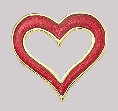 Healing clipart heart health Love Gold of White Pin