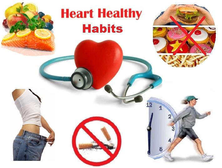 Healing clipart heart health Lifestyle Dr  Habits Stephanie_Ingram