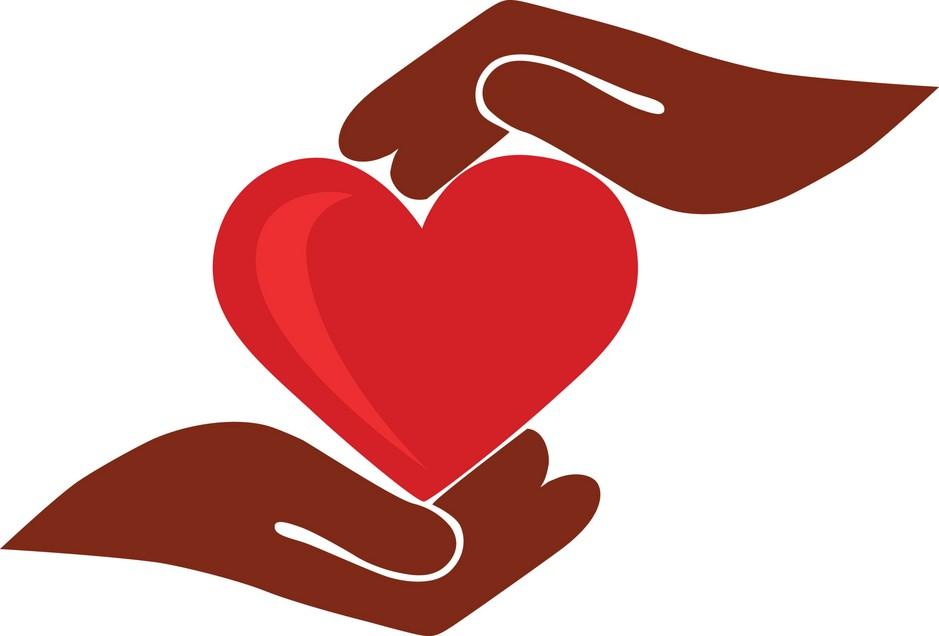 Healing clipart helping hand Hand Heart – Clipart Clipart