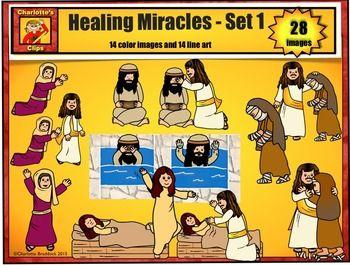 Healing clipart jesus Clip Series Jesus 1: Bible