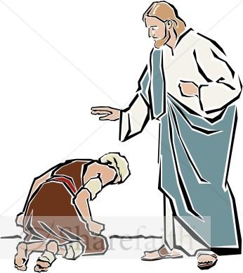 Healing clipart jesus Ten healing Jesus Collection Jesus