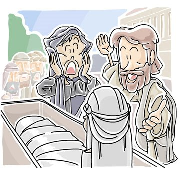 Miracle clipart jesus Jesus miracles Clipart