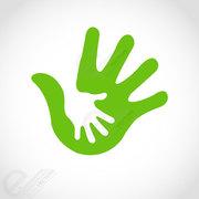 Healing clipart massage hand In healing Clip clipart Clipart