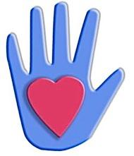 Healing clipart massage hand Green Clipart Massage Hands Green