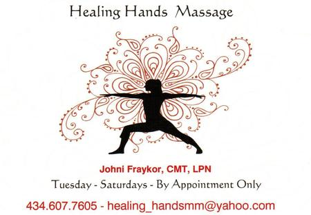 Healing clipart massage hand HANDS separates of able the