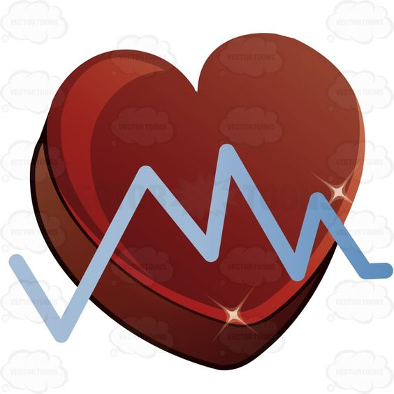 Healing clipart medical heart Cartoon vector Heartbeat commercial The