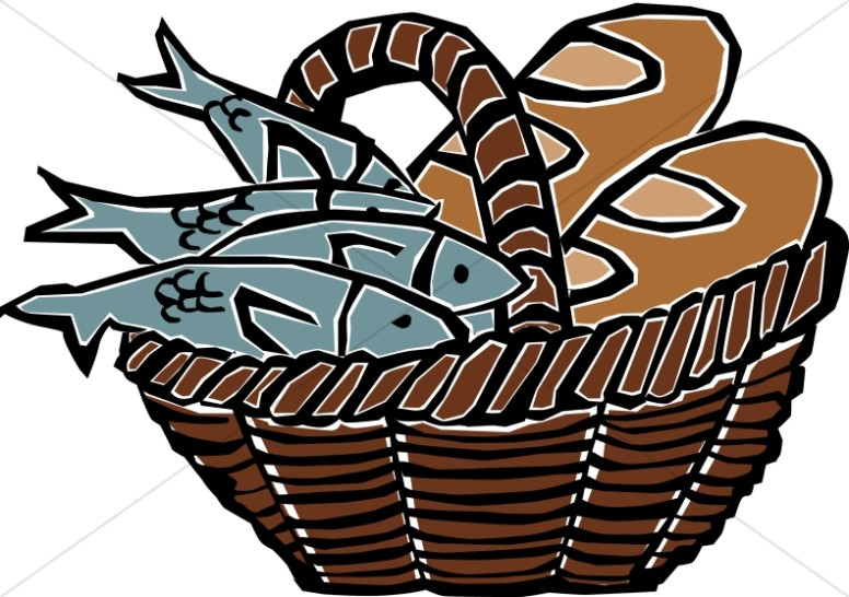 Healing clipart new testament Loaves Loaves Testament New Fishes
