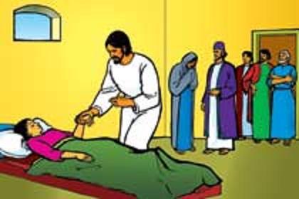 Healing clipart new testament Heals  17 about ten