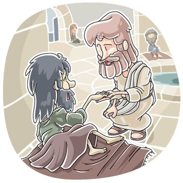 Healing clipart new testament The on 181 Find kids