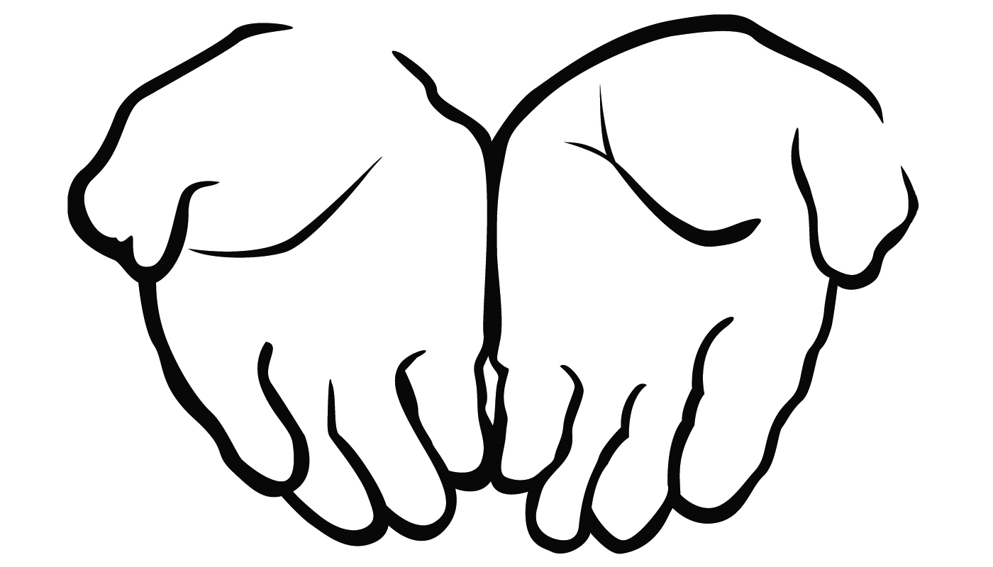 Religion clipart open hand Of and Praying ezra a