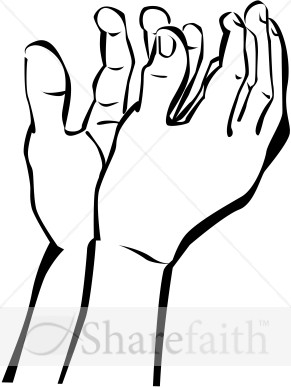 Healing clipart outstretched hand Free Outstretched Panda Hand Clipart