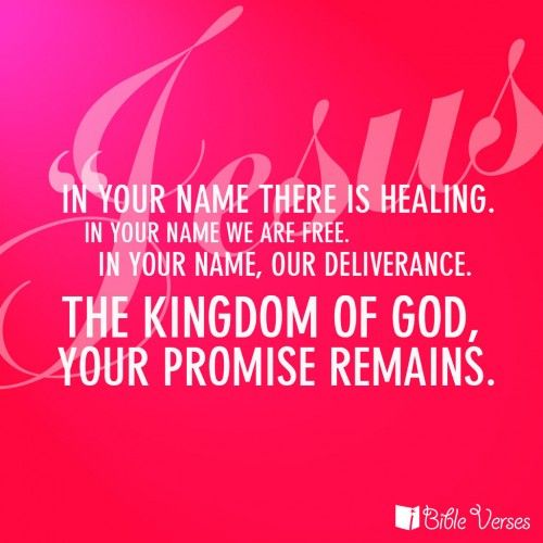 Healing clipart promise Healing sick Cliparts Jesus sayings