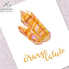 Healing clipart right hand Carnelian 1  Crystals painting