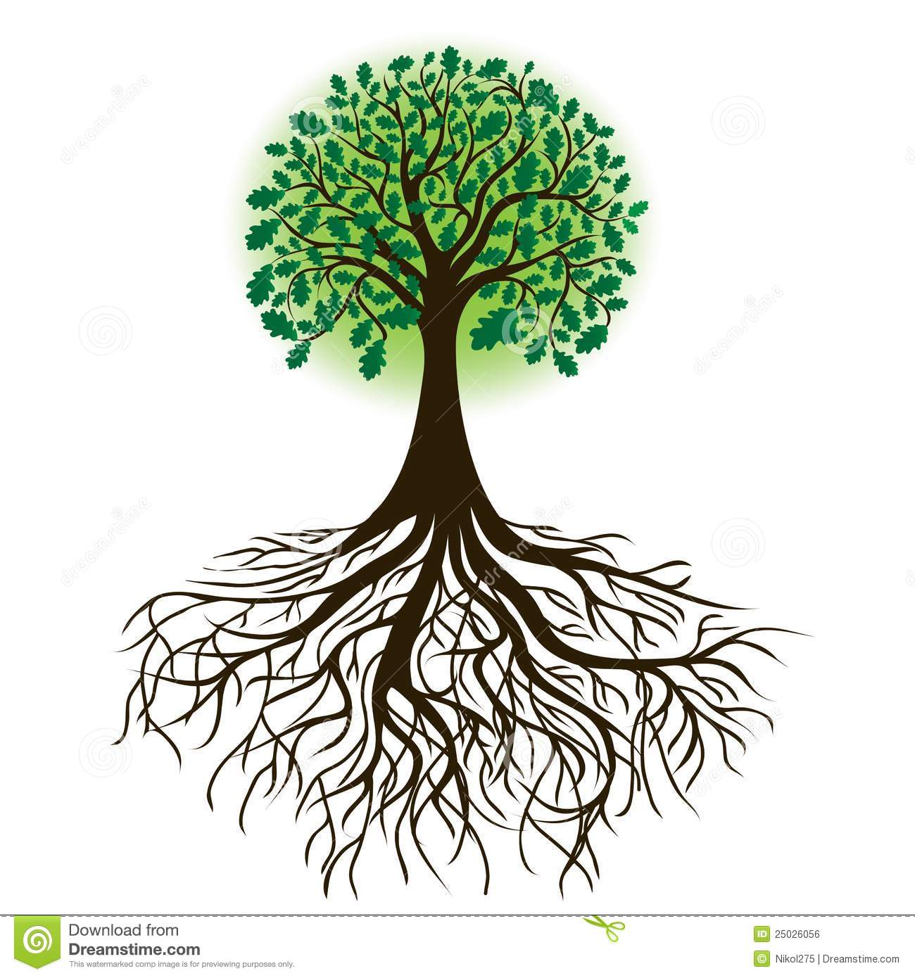 Healing clipart rooted tree Clip cute Bing ClipartFest deep