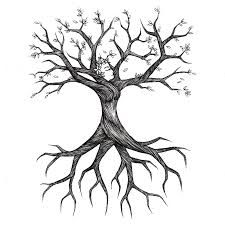 Healing clipart rooted tree Tree leg Something the my