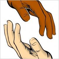 Healing clipart safe hand Download Hands 4456 – Art