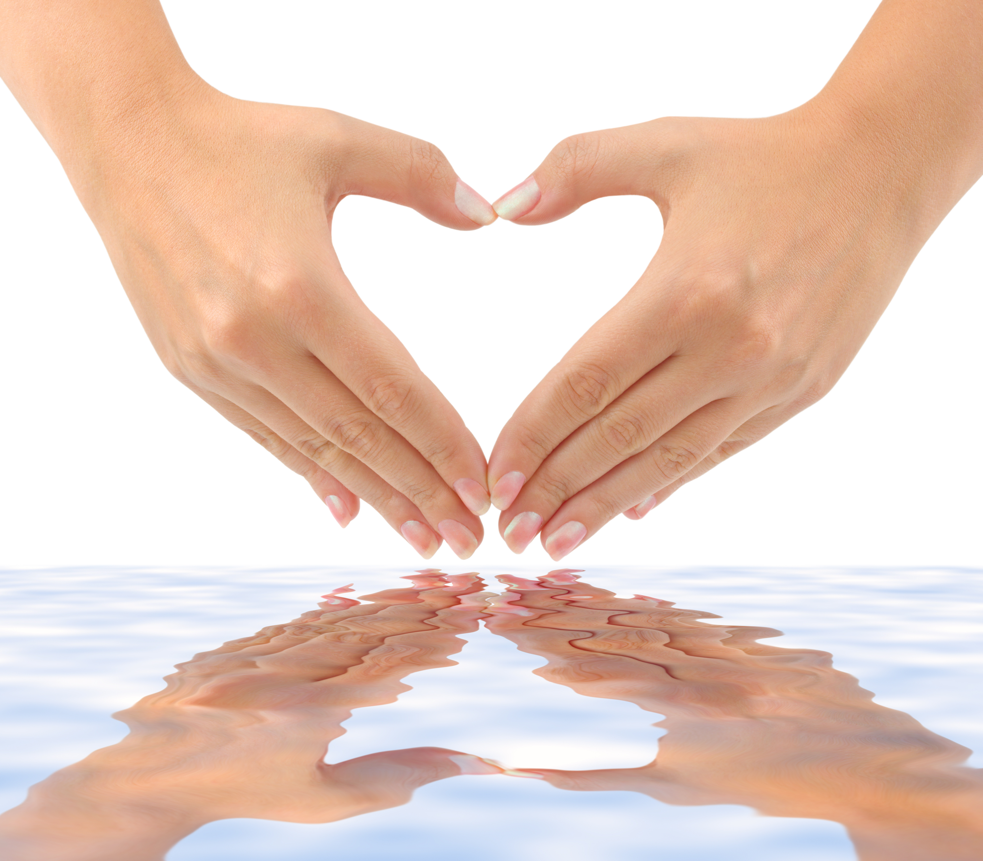 Healing clipart safe hand Water your Water Test safe?