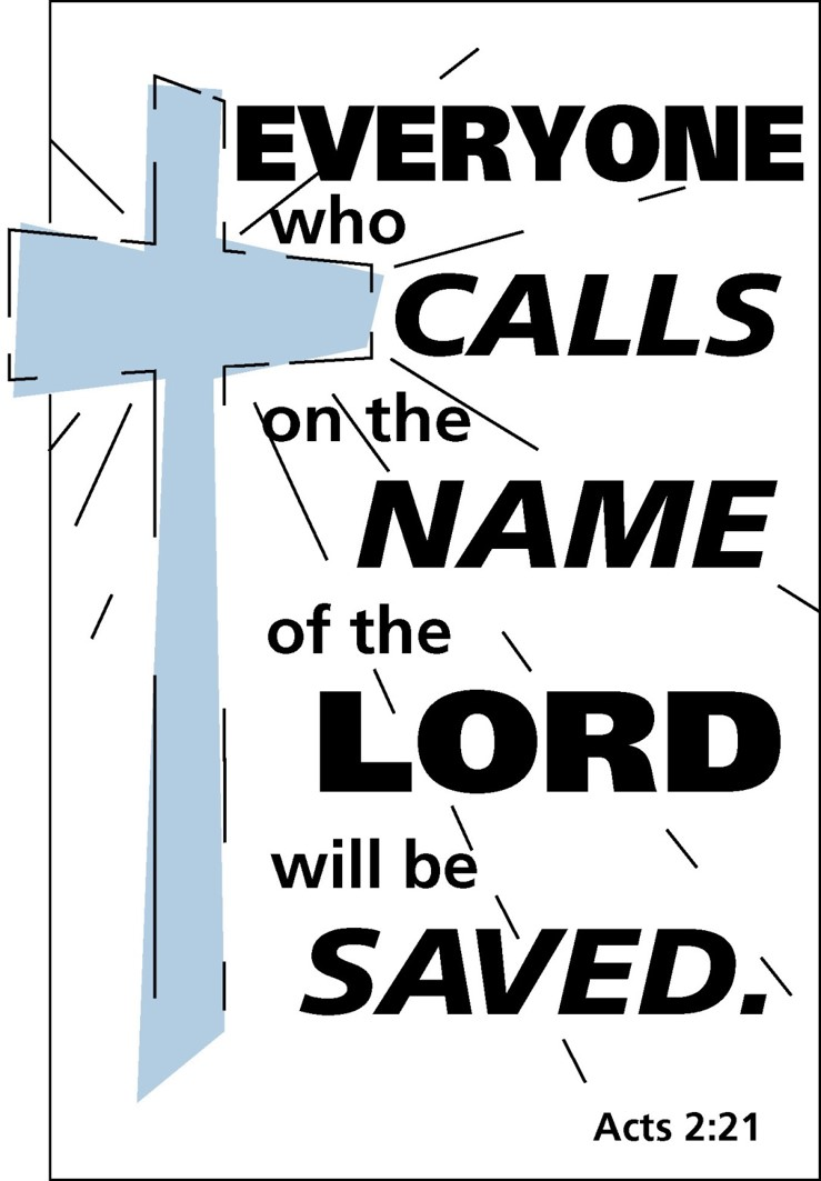Healing clipart salvation The who God Sin Church