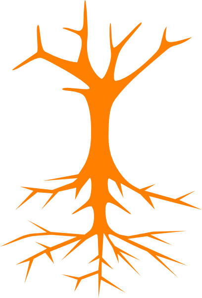 Healing clipart tree root Art on royalty art free
