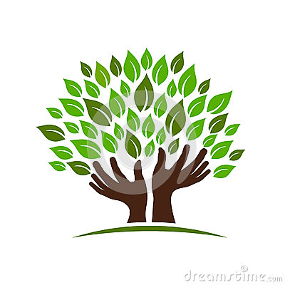Healing clipart tree root Vector Nature Oriented stock Tree