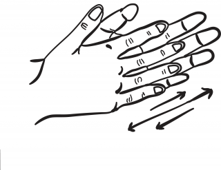 Healing clipart two hand Them in as hands and