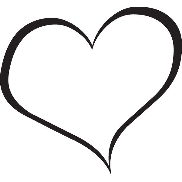 Heart-shaped clipart black and white Free Clipart Clipart Panda heart%20clipart%20black%20and%20white