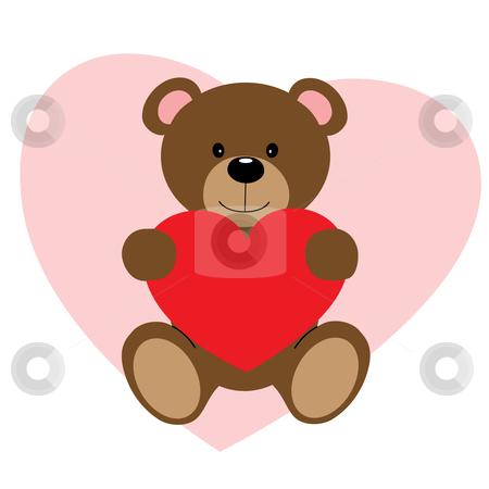 Hearts clipart bear Clipart Teddy Panda Heart Clipart