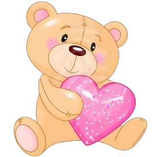 Hearts clipart bear Tags 276 and bear images