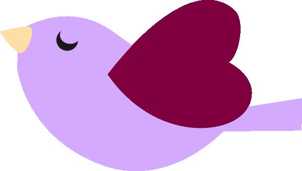 Brds clipart purple Clip as: image vector online